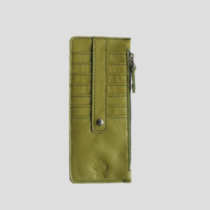 Green Marcal wallet by PyA