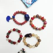 detail KC bracelets