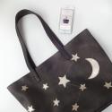 Detail Starry Night handbag