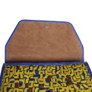 c valentina blue backpack interior