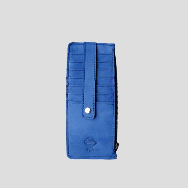 Nubuck Blue Marcal
