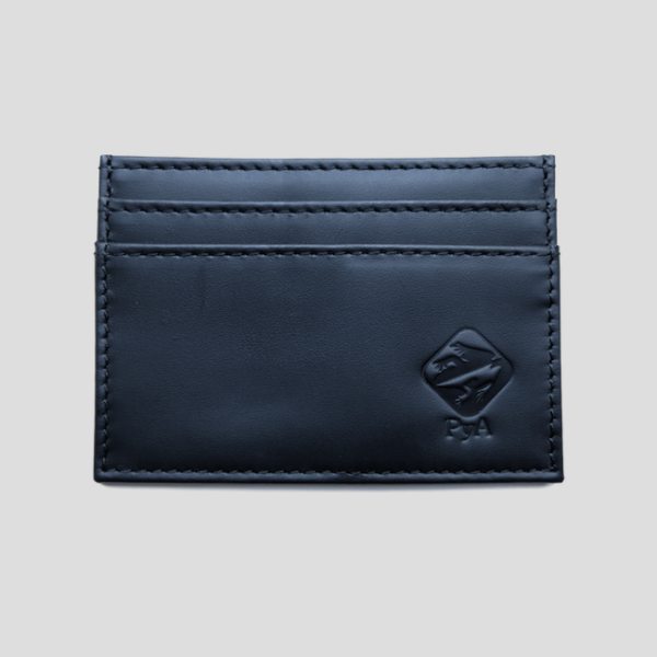 Mini wallet black