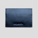back mini wallet black