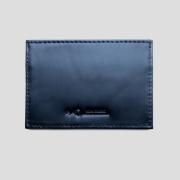 back mini wallet black