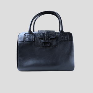Mateo Black Handbag
